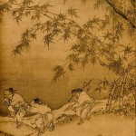 421px-Ma_Yuan_-_Dancing_and_Singing-_Peasants_Returning_from_Work_-_Detail_3